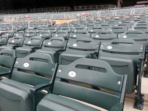 Baseball Stadium Seats